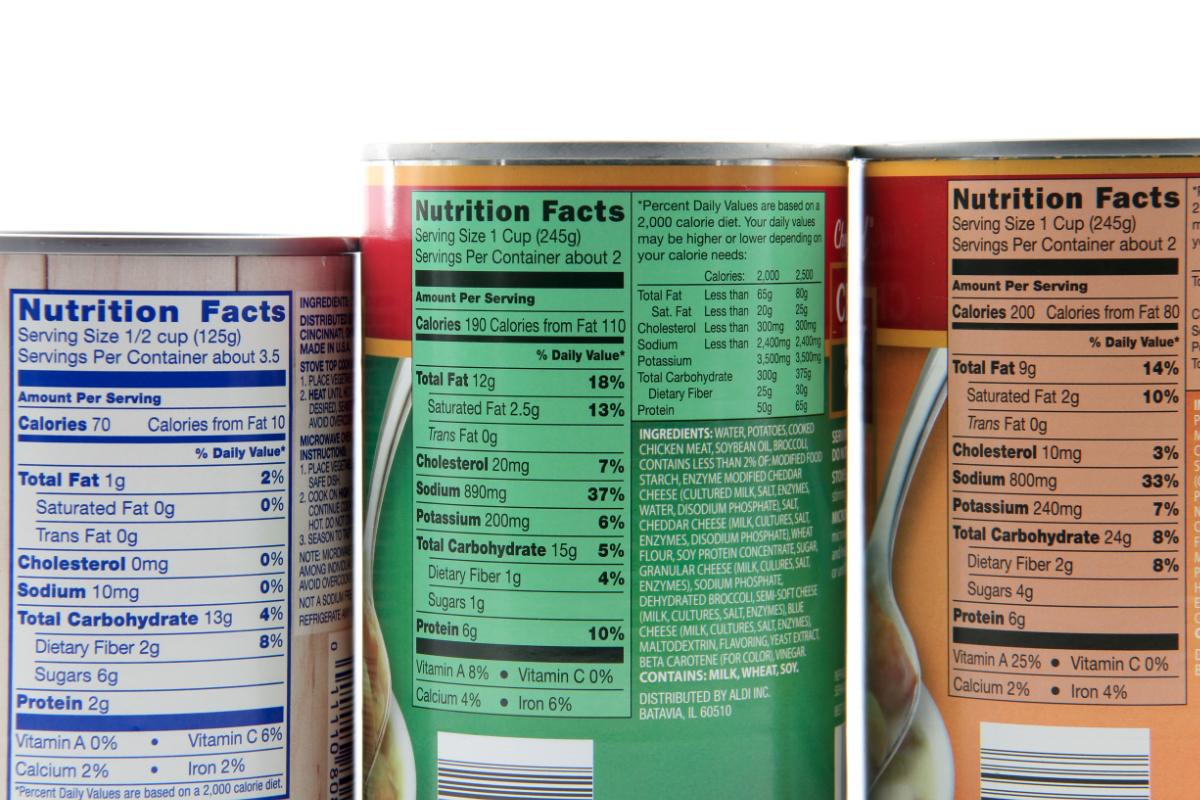 Fda Grants Flexibility For Food Labeling Requirements 2020 05 27