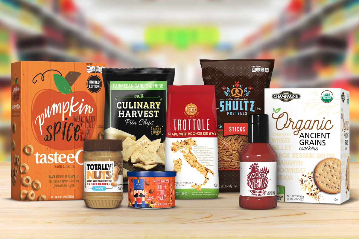 Treehouse Foods private label products
