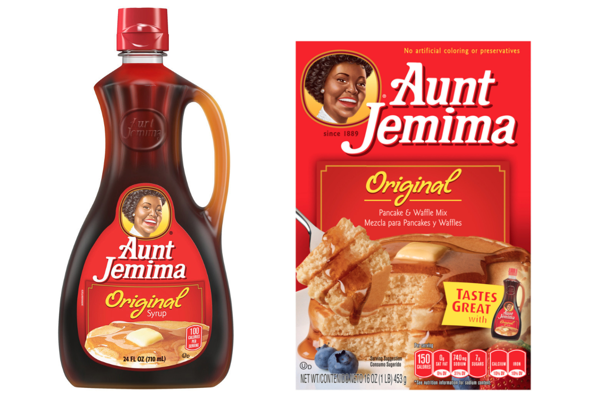 Image result for aunt jemima new name
