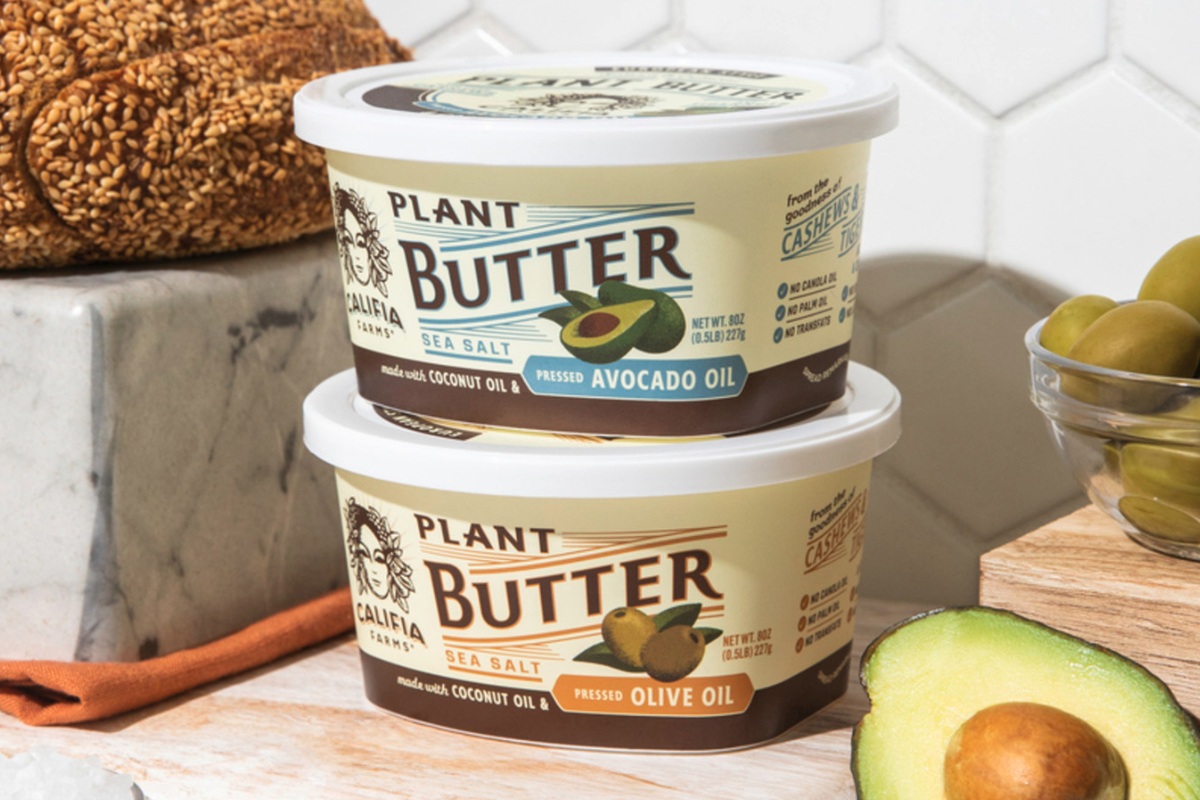 Califia Farms Plant Butter