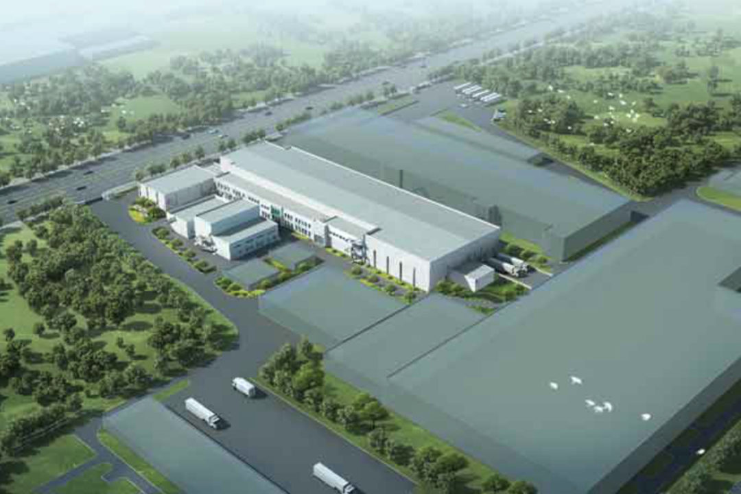 Cargill Chuzhao China facility
