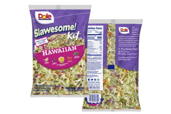 Dole Hawaiian Slawesome! Kit
