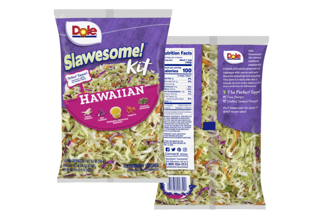 Dole Hawaiian Slawesome! Kit