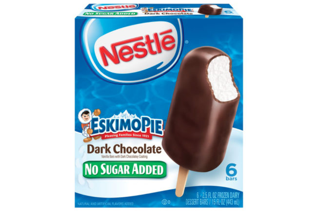 Eskimo Pie ice cream bars