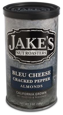Jake's BleuCheese almonds