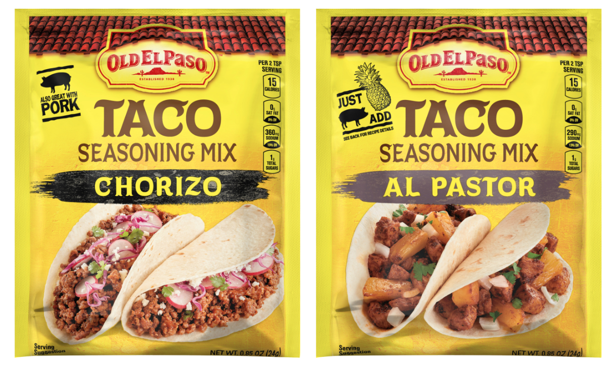 Old El Paso Launches Globally Inspired Taco Kits 2020 06 29 Food Business News