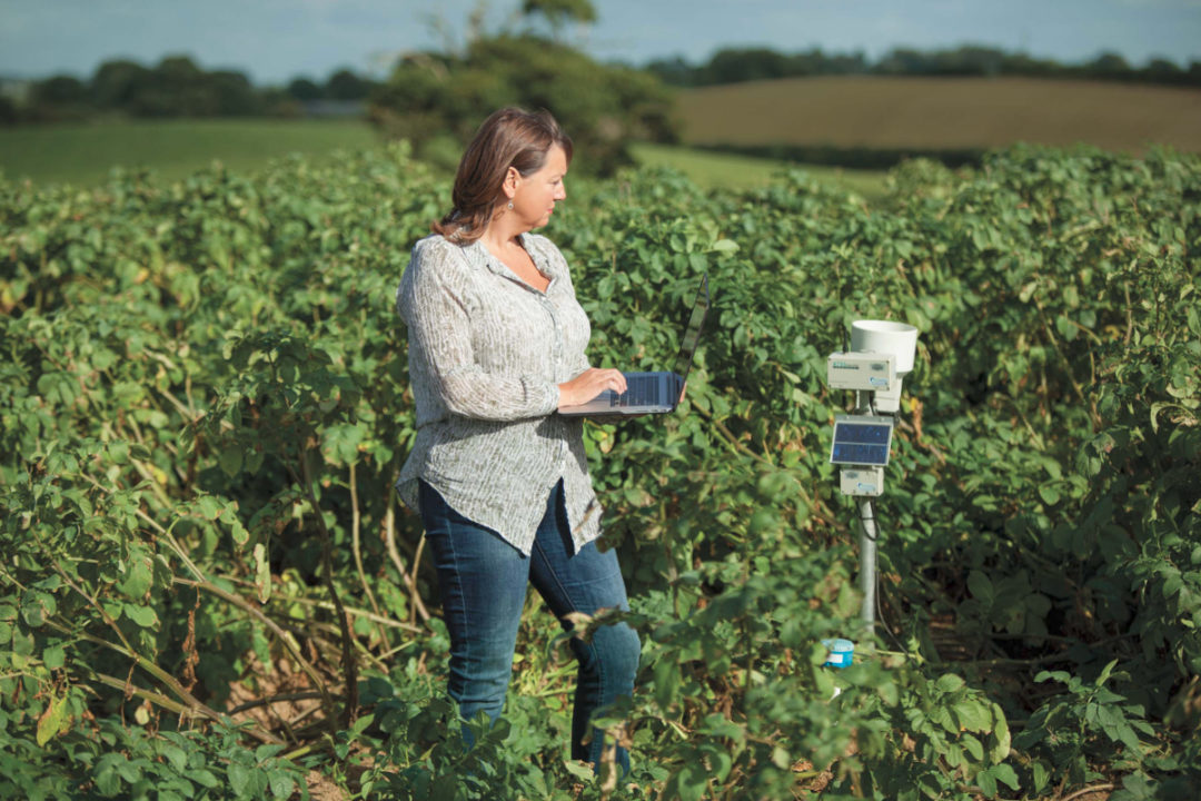 PepsiCo sustainable agriculture