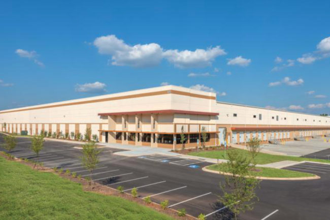 Prime Beverage Group facility in Kannapolis, NC