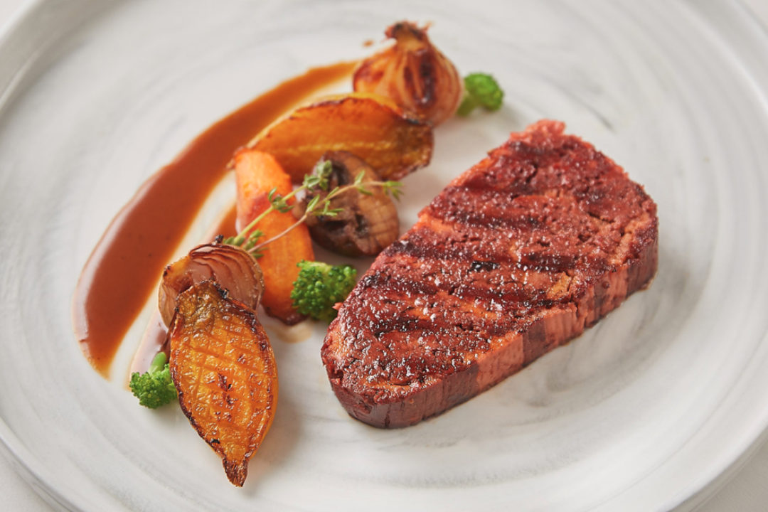 Redefine Meat 3D printed Alt-Steak