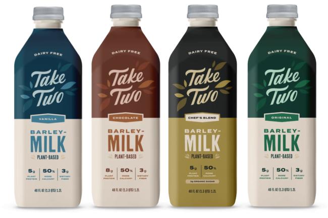 TakeTwo Barley Milk