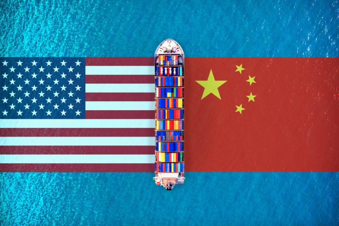 US and China trade