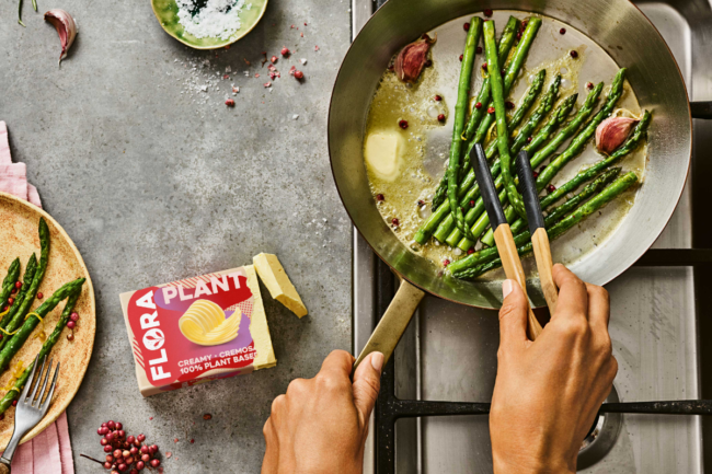 Upfield Group plant-based butter