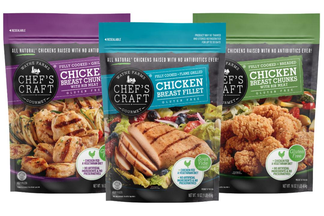 Wayne Farms Chef's Craft chicken