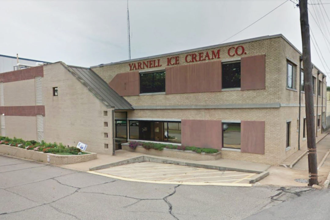 Yarnell Ice Cream facility