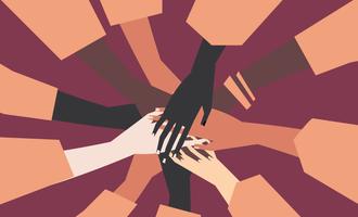 Diverse entrepreneurs lead