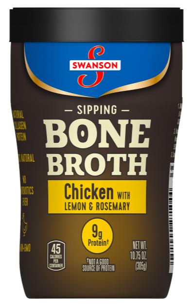 Swanson drinkable bone broth