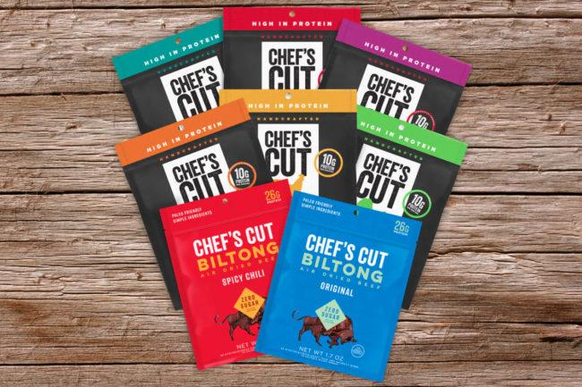 Chefs Cut meat snacks