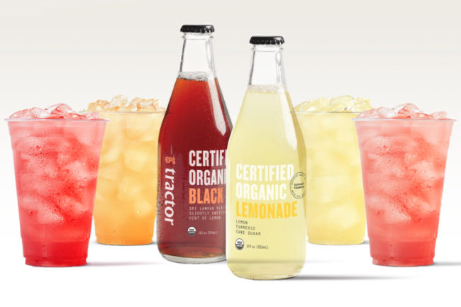 Chipotle Tractor Beverages