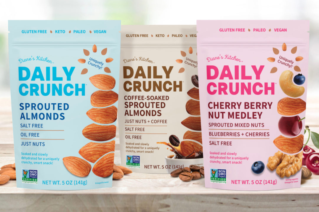 Daily Crunch Snacks, Diane's Kitchen LLC
