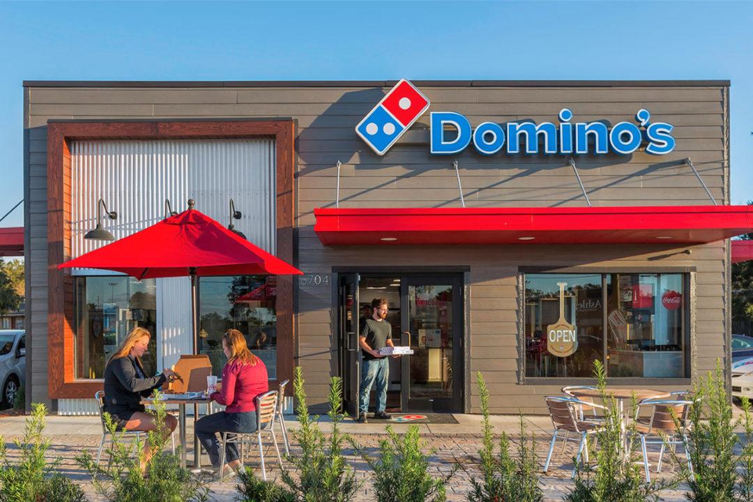 Domino's Pizza exterior