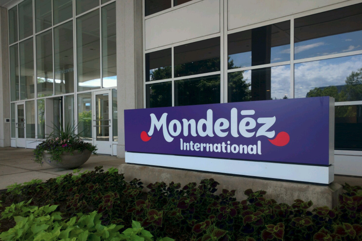 Mondelez headquarters in Chicago
