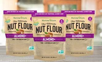 Natures eats almond flour lead