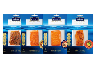 New zealand seafood lead