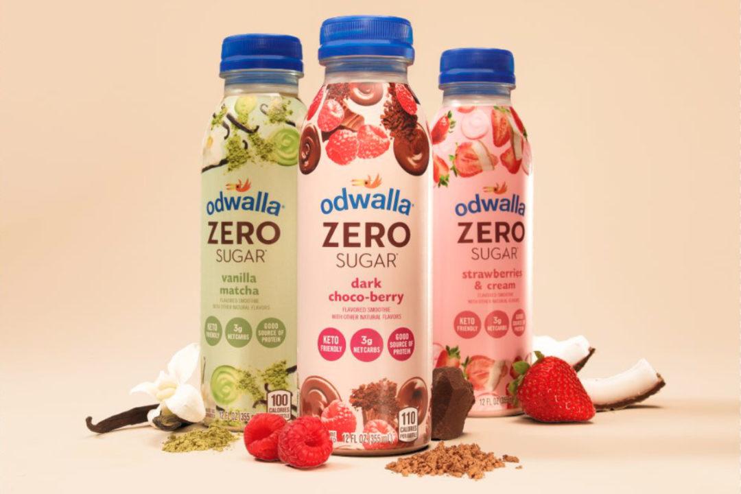Odwalla beverages
