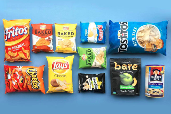 PepsiCo food products