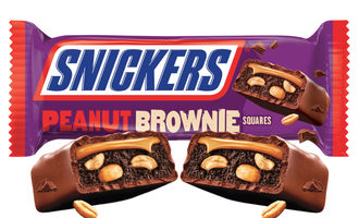 Snickerspeanutbrownie lead