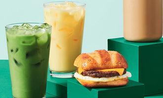 Starbucksplantbasedinnovation lead