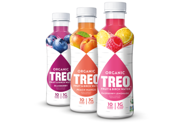 Treo fruit and birch water