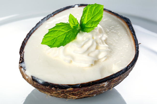 Coconut cream from iTi Tropicals, Inc.