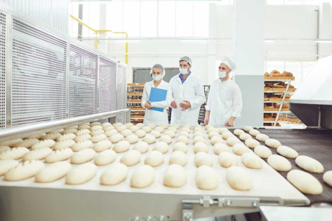 Food businesses must have systems in place to identify and control product safety hazards.