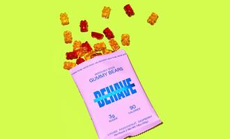 Behave gummy bears