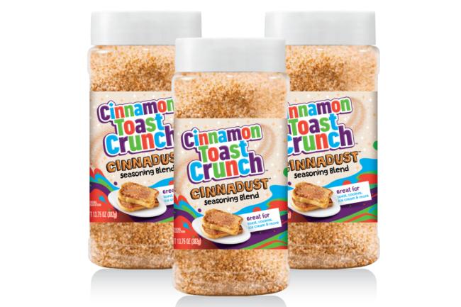 Cinnamon Toast Crunch Cinnadust Seasoning