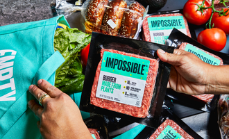 Impossible foods funding lead