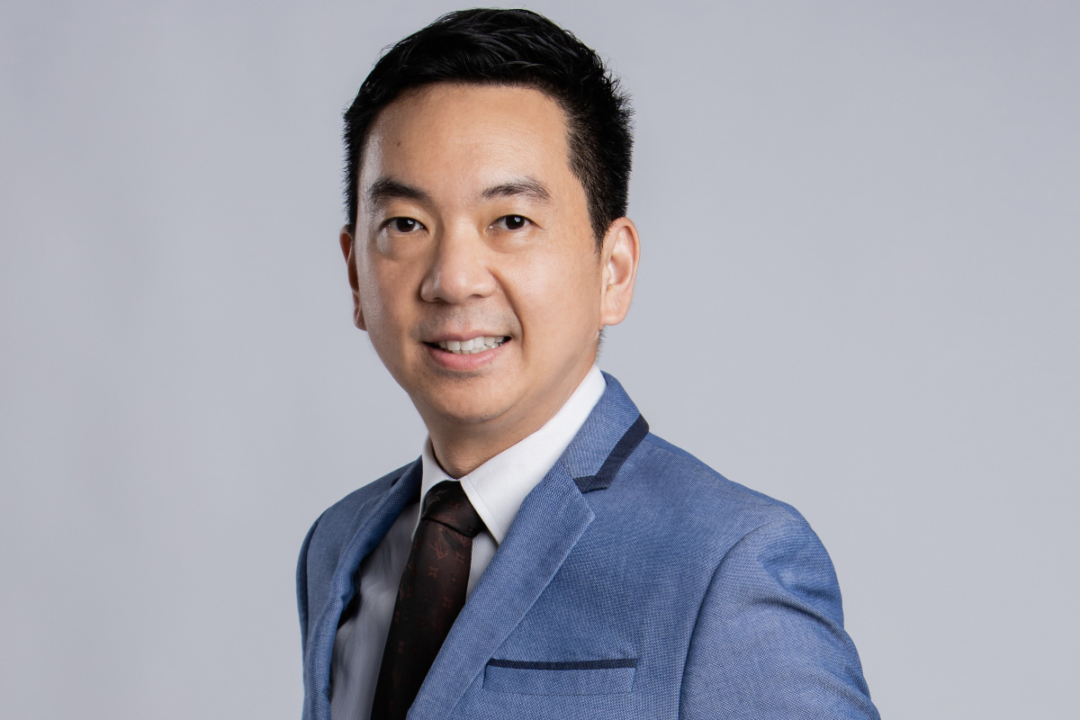 Keith Lim, PhD, head of innovation and application excellence for Kemin Food Technologies — Asia