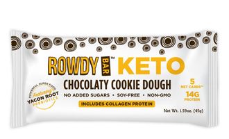 Keto rowdy bars lead