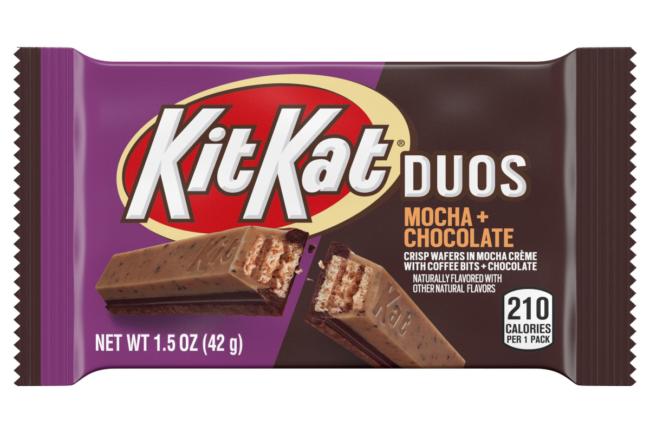 Kit Kat Duo mocha + chocolate