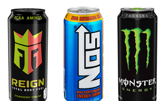 Monster beverage corp lead
