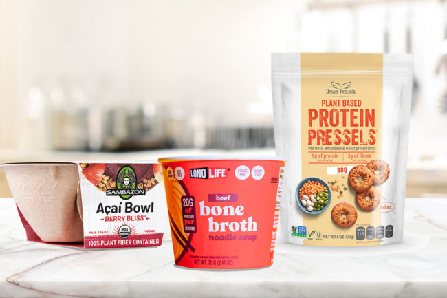 New products for specialty diets
