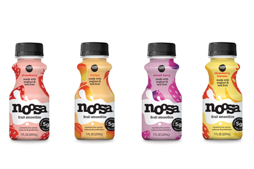 fruit smoothies from noosa yohurt LLC