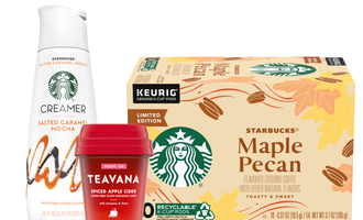 Starbucks fall lineup