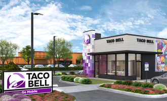 Taco bell go mobile concept lead