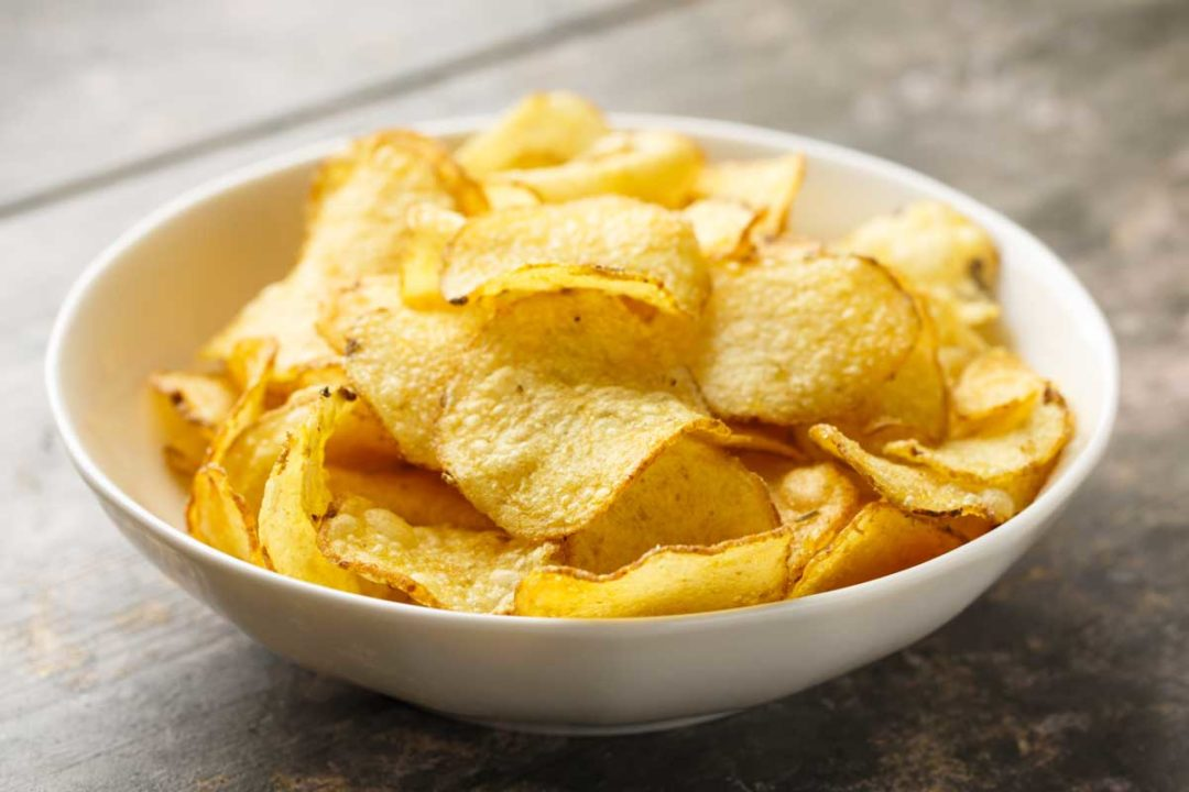 Potato Chip Trends