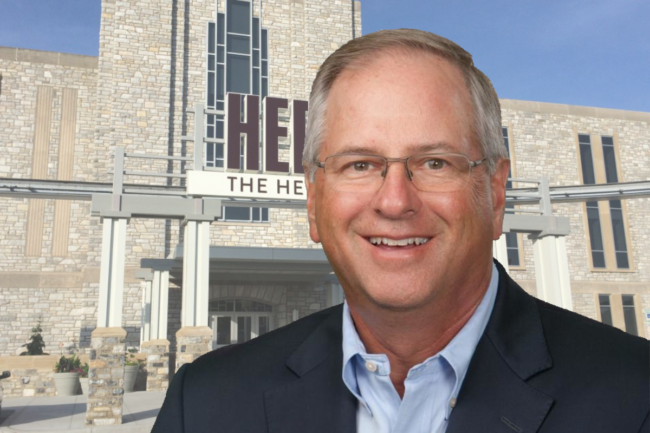 Bob Dutkowsky, members of the Hershey Co.'s board of directors