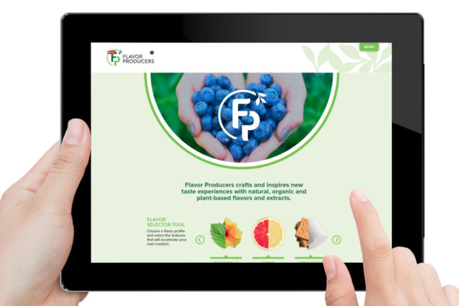 Flavor Producers new website