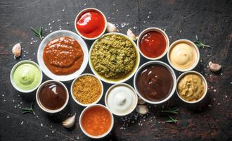 Healthy condiments lead