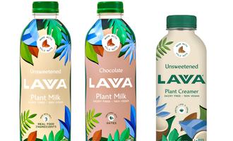 Lavva plant milks lead
